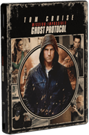 Mission Impossible - Ghost Protocol FuturePak® with 3d embossing