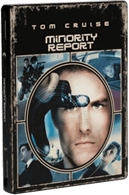 Minority Report FuturePak® with 3d embossing