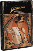 Raiders of the Lost Ark FuturePak® with 3d embossing