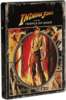 Indiana Jones and the Temple of Doom FuturePak® with 3d embossing