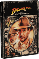 Indiana Jones and the Last Crusade FuturePak® with 3d embossing