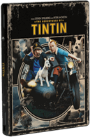 The Adventures of Tintin FuturePak® with 3d embossing