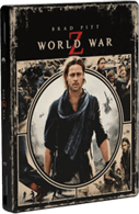 World War Z FuturePak® with 3d embossing
