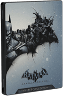 Batman FuturePak® with 3d embossing