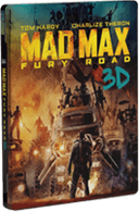 Mad Max Fury Road FuturePak® with 3d embossing