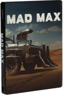 Mad Max FuturePak® with 3d embossing